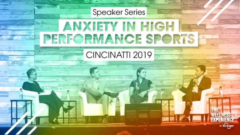 Anxiety in High Performance Sports