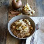 Apple Cinnamon Walnut Oatmeal by Bob's Red Mill