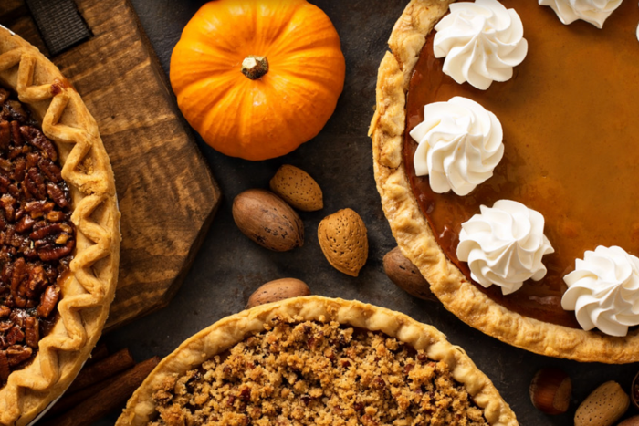 4 Tips to Navigate the Holiday Dessert Table