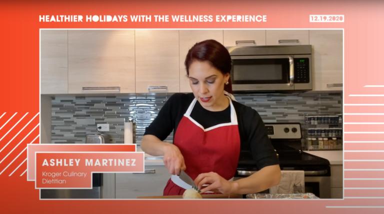 Healthy Holiday Quiche | Ashley Martinez