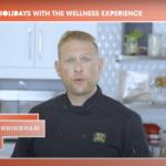 Teriyaki & Pineapple Eggroll with RollinGreens   Chef Ryan O Cunningham