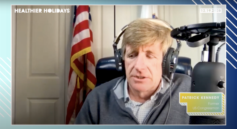 Navigating Healthcare with Patrick Kennedy