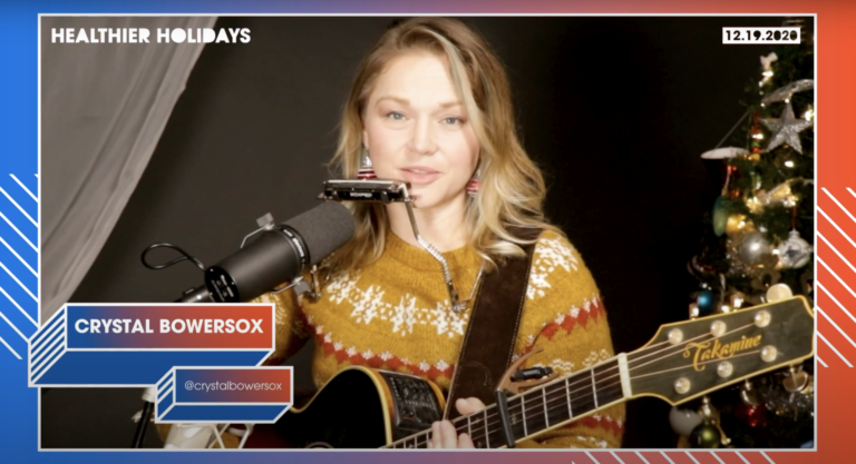 Crystal Bowersox | The Hitchhiker