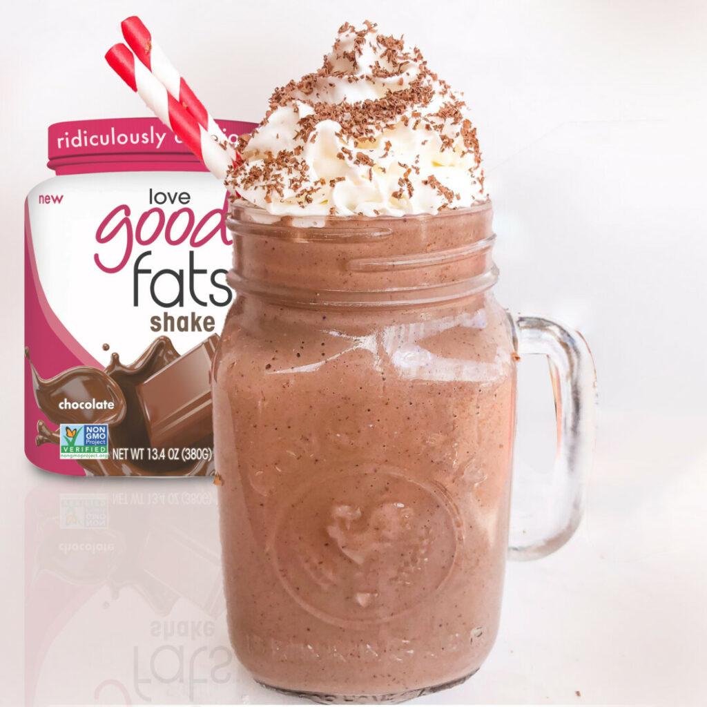 Keto Spicy Hot Chocolate
