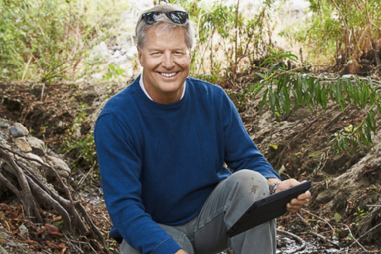 Meet Nestle's Larry Lawrence: Helping to Keep Spring Water Sources Sustainable