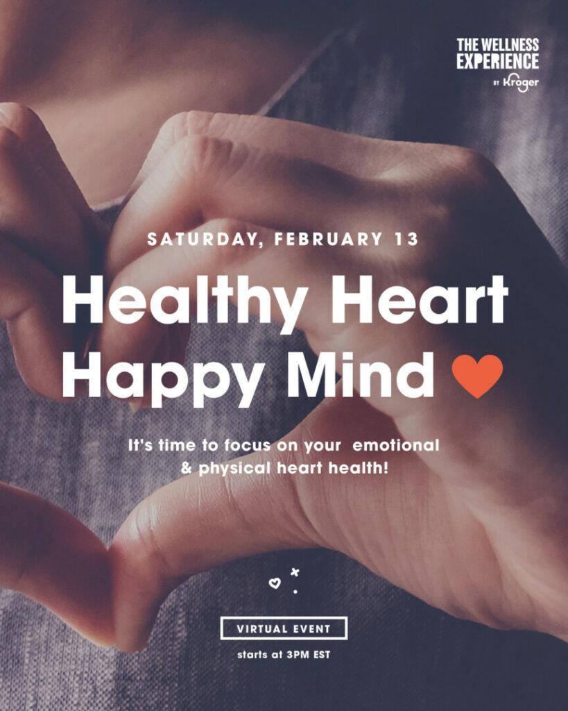 Healthy Heart, Happy Mind
