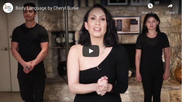 Body Language by Cheryl Burke