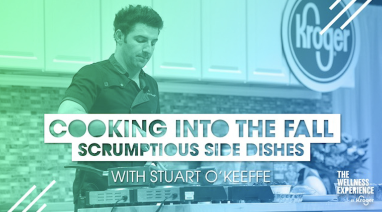 Thanksgiving and Christmas Side Dishes with Stuart O'Keefe