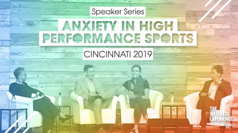 Anxiety In High Performance Sports: TWE 2019