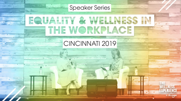 Equality & Wellness in the Workspace 1