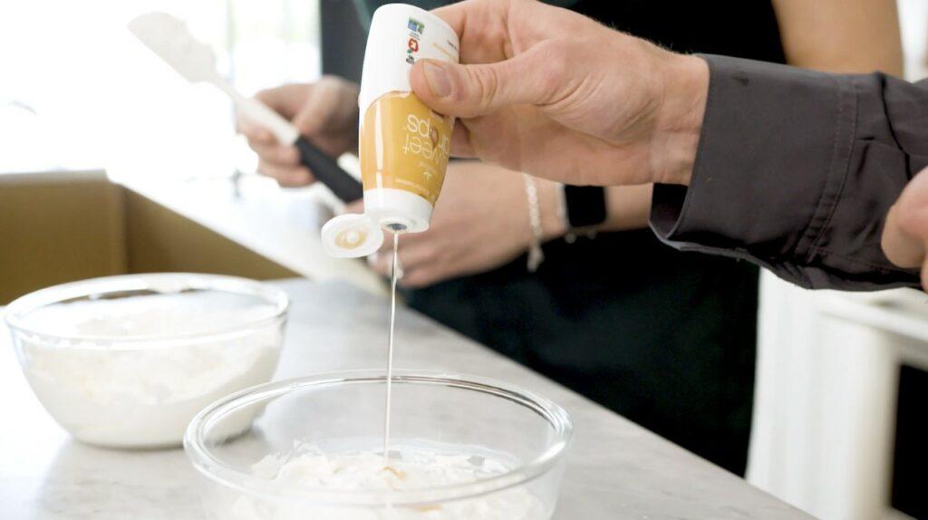 SweetLeaf Sugar-Free Whipped Cream