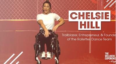 Chelsie Hill's Wheelchair Workout