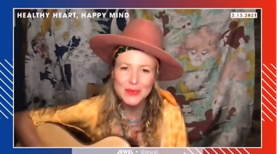 Healthy Heart, Happy Mind | A Moment with Jewel
